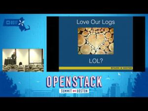 Troubleshooting Cloud Foundry @ OpenStack Summit